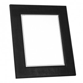 """Faux Leather Photo Frame 6.5"""" x 8.5"""""""