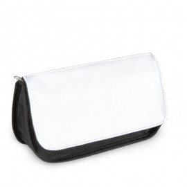 Sublimation Pencil Case / Make Up Bag Black