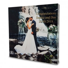 "Sublimation Acrylic Photo Block 6"" x 6"""