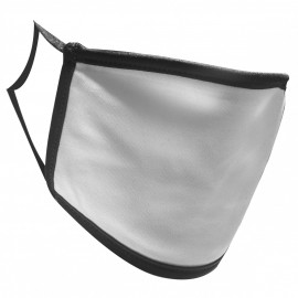 Sublimation Adult 3 Ply Face Covering - Medium