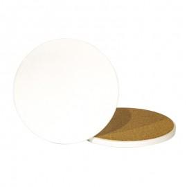 Blank Sublimation Ceramic Coaster - Round