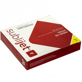 SubliJet-R Sublimation Gel Ink Cartridge Yellow 68ml SG 7100DN