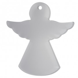 Sublimation Acrylic - Angel Shape