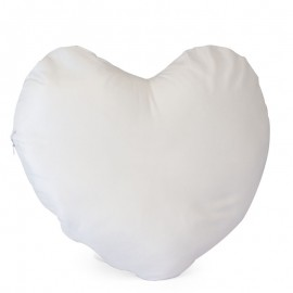 Heart Shaped Sublimation Cushion Cover