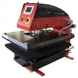 Single Table Pneumatic Sublimation T-shirt Heat Press 40 x 60 cm