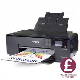 Reveal PrintPerfect 600S Printer, Ink & Driver Package