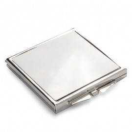 Square Sublimation Compact Mirror