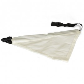 Pet Bandana - White