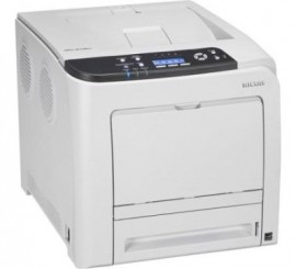 RICOH Laser Printer SP  C340DN