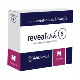 Reveal Sublimation Ink - Magenta P600 31ml Cartridge