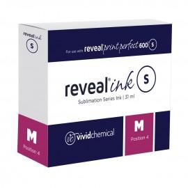 Reveal Sublimation Ink - Magenta P600 31ml Cartridge