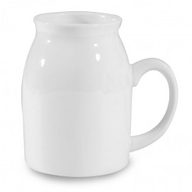 Sublimation Milk Mug - 300ml