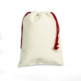 Small Linen Santa Sack