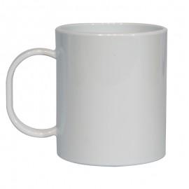 Polymer White Mug 11oz
