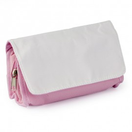 Sublimation Pencil Case Bag - Pink