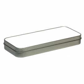 Sublimation Metal Stationery Tin