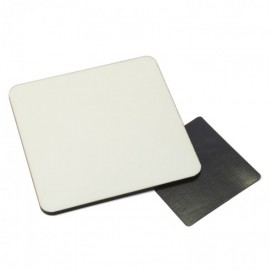 Big Square Hardboard Fridge Magnet