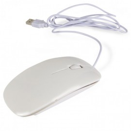 3D Sublimation Mouse White Base Glossy