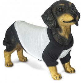 Black pet clothes - medium