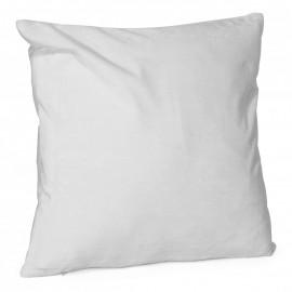 White Velvet Sublimation Cushion Cover