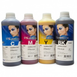 Inktec SubliNova Smart Sublimation Ink - CYMK