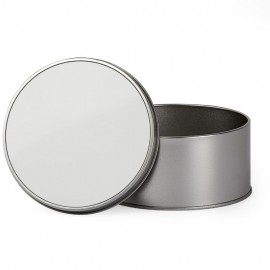 Small Round Sublimation Tin