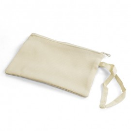 Sublimation Zipped Bag with Strap