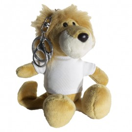 Sublimation Lion Key Ring with T-Shirt