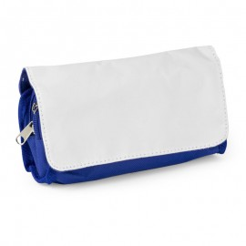 Sublimation Pencil Case Bag - Blue
