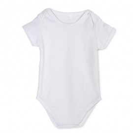 Dye Sublimation Baby Onesie Short Sleeve