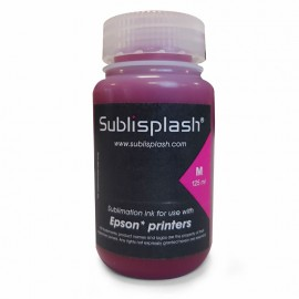 Magenta Sublisplash Bottle Ink 125ml