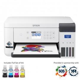 Epson SureColor SC-F100 dye sublimation printer