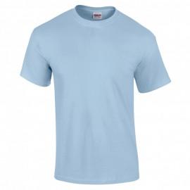 Men's Gildan Ultra Cotton T-Shirt - Light Blue