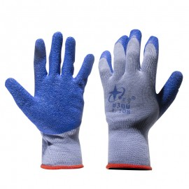 Heat Resistant Knitted Cotton Gloves