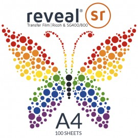 Reveal-SR A4 Transfer Film x 100 Sheets