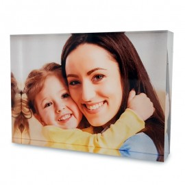 Sublimation Acrylic Photo Block A7