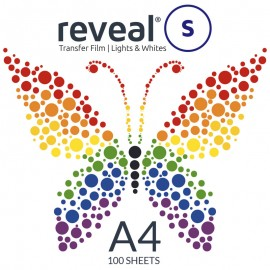 Reveal-S A4 Transfer Film x 100 Sheets