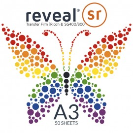 Reveal-SR A3 Transfer Film x 25 Sheets