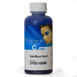 100ml Inktec Sublinova Dye Sublimation Cyan Ink For Epson Printers