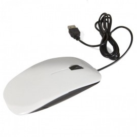 3D Sublimation Mouse Black Base Glossy