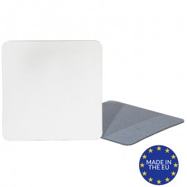 Blank Glossy Square Cardboard Coasters (Pack of 10)