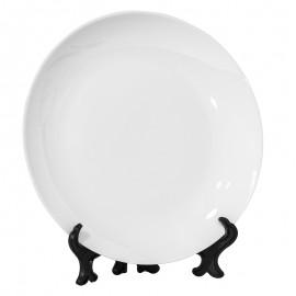 "8"" Sublimation Ceramic Plate x 6"