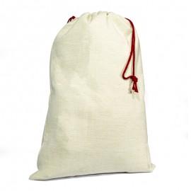 Large Linen Santa Sack