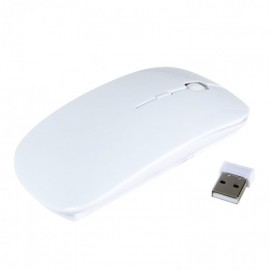Wireless 3D Sublimation Mouse White