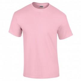 Men's Gildan Ultra Cotton T-Shirt - Light Pink
